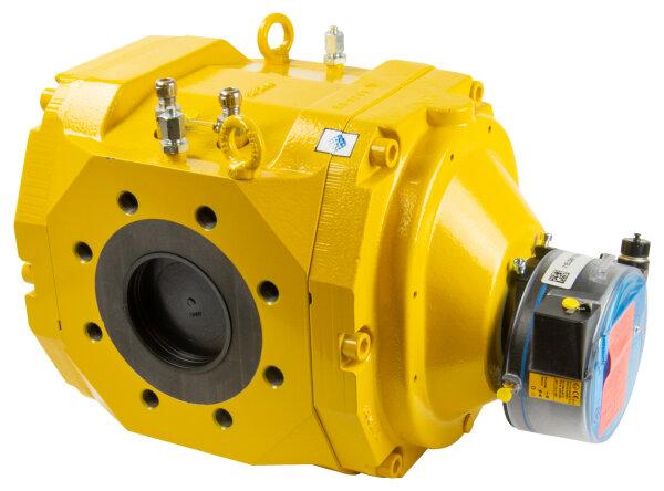 Drehkolbengaszähler RABO G160 DN80