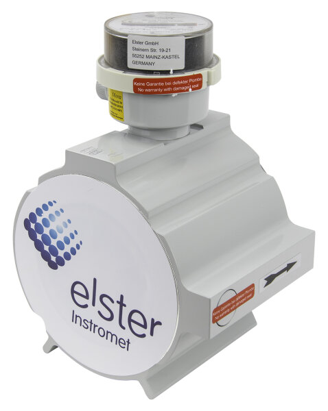 Quantometer QA 250 DN 80