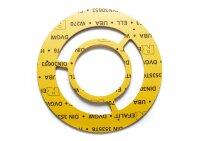 Einstutzen Gaszähler Dichtung DN80   NW 80/3,0 mm...